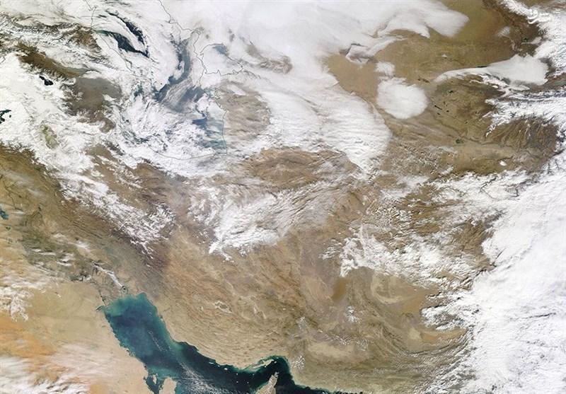 پیشبینی وضع آبوهوای کشور|کاهش ۱۰ درجهای دمای هوا در شمال شرق کشور / طوفان سیستان را در بر میگیرد