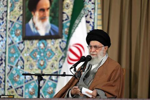 سخنرانی نوروزی رهبر انقلاب در حرم رضوی لغو شد