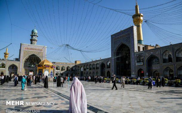 بازگشایی 24 ساعته صحنهای حرم رضوی
