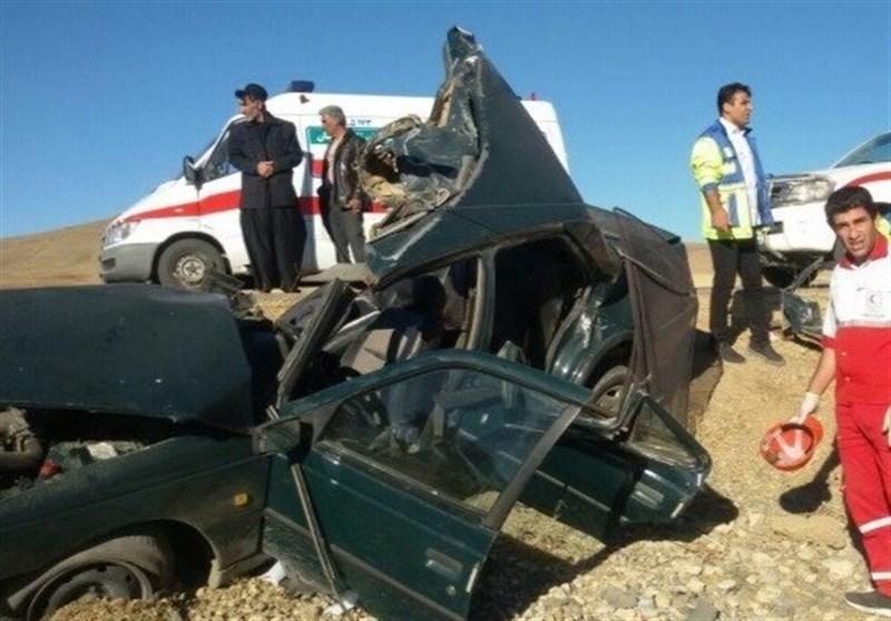 سانحه رانندگی محور سبزوار-شاهرود ۴ کشته برجای گذاشت