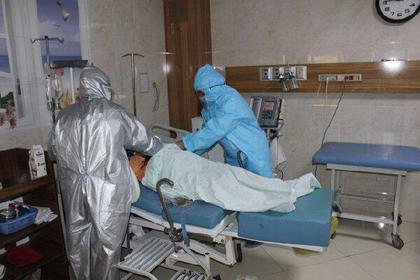 بستری بودن ۴۰۰ بیمار مبتلا به کرونا در مراکز درمانی