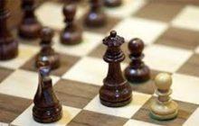 رقابت استاد بزرگ شطرنج مشهدی با بزرگان شطرنج