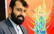 علی رضازاده به عنوان رییس مجمع هماهنگی کانون های فرهنگی تبلیغی خراسان رضوی انتخاب شد